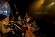 Karli live im Molton